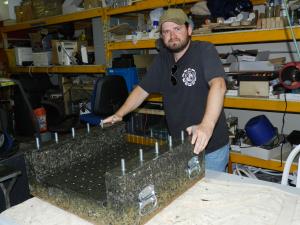 Epoxy Granite Cnc Tabletop Mill Maglab